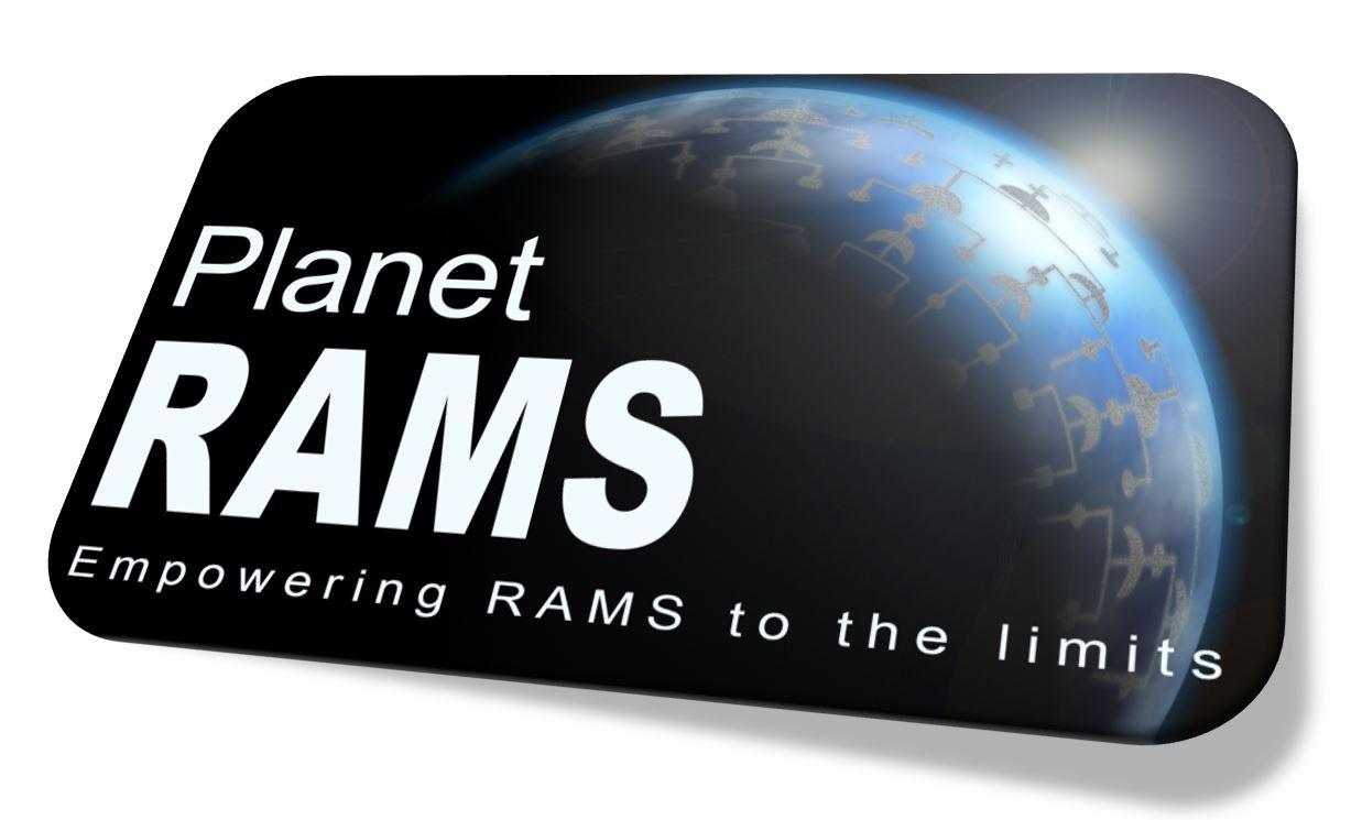 Nuevo proyecto, nace Planet RAMS